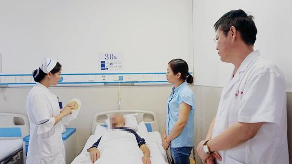 我院普外科开展公开护理查房及导管滑脱应急演练活动护理教育 护理天地 寿县县医院